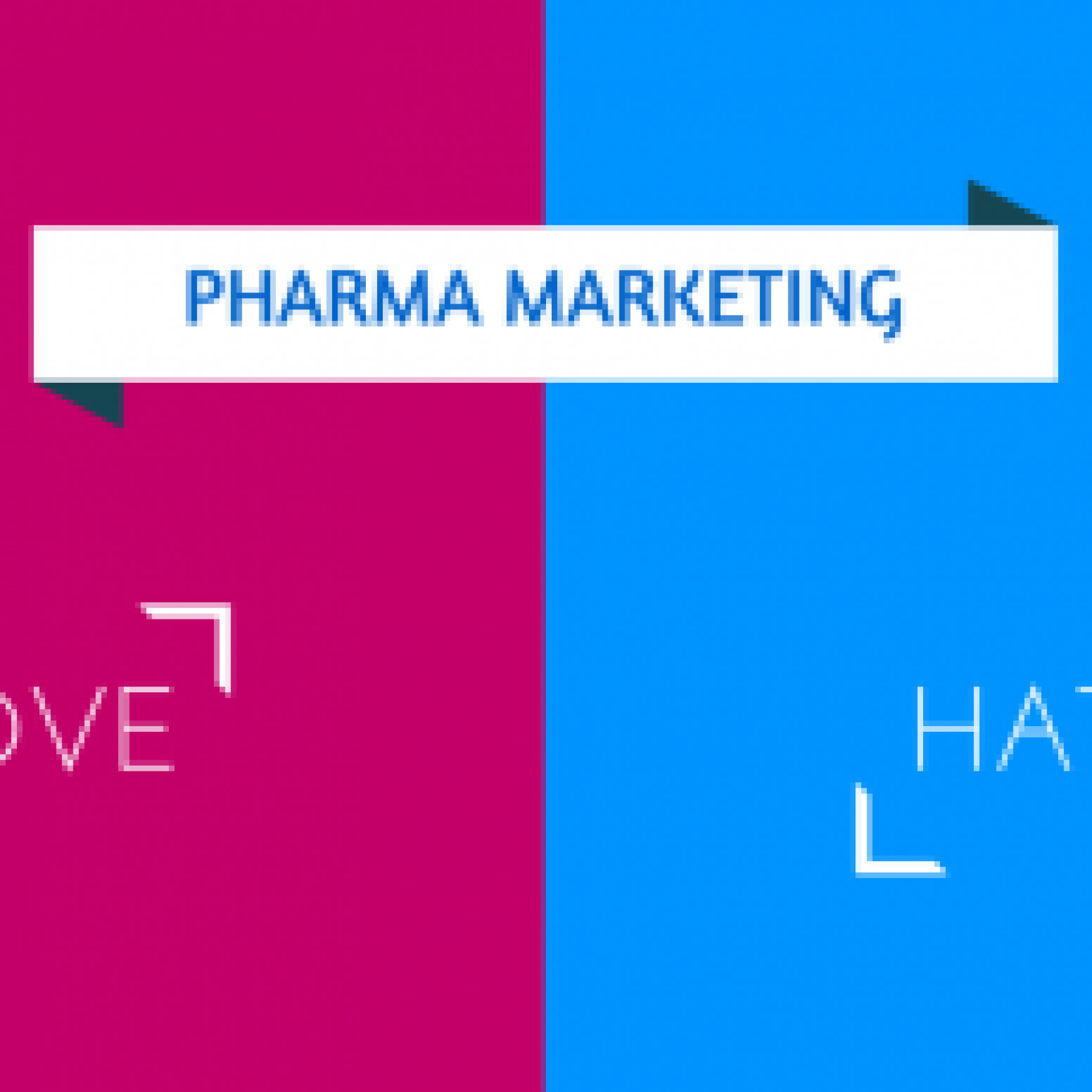 Φαρμακευτικό μάρκετινγκ και social media: Μια σχέση αγάπης και μίσους